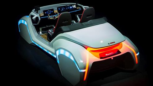 Những concept ô tô 'điên rồ' nhất năm 2017