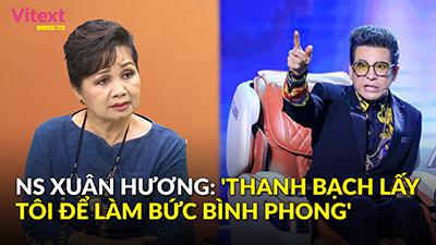 NS Xuân Hương: Thanh Bạch 'tập thể dục' mờ ám với cậu thợ cắt tóc, tuyên bố lấy vợ làm bình phong!