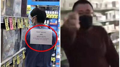 Khủng hoảng khẩu trang từ virus Vũ Hán: Giá tăng 'phi mã', đánh nhau tranh cãi và nỗi lo hàng giả