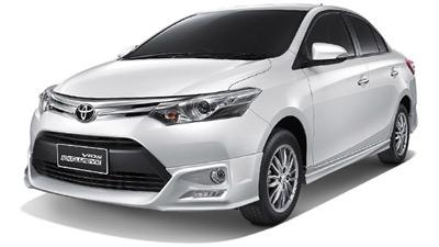 Toyota Vios 2016 – Cải tiến từ bên trong