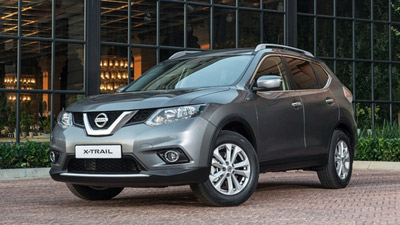 Nissan X - Trail 2016: Lựa chọn mới cho dòng xe SUV