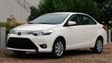 Xe và đam mê đề tài Toyota Vios 2016 - Cải tiến từ bên trong