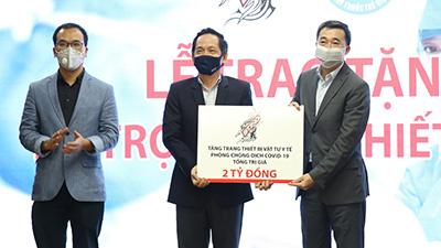 Sting triển khai chiến dịch 'Lan tỏa năng lượng tích cực và cổ vũ tinh thần Việt Nam chiến thắng'