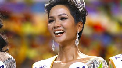 Hành trình chạm tới vương miện đầy thuyết phục của Tân Hoa hậu Hoàn vũ Việt Nam 2017 H'hen Nie