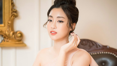 Mỹ Linh khoe nhan sắc mong manh sau khi lọt top 64 'Hoa hậu đẹp nhất'