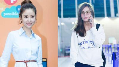 20 năm sau Hoàn Châu Cách Cách, Triệu Vy và Lâm Tâm Như vẫn có gu thời trang 'tình thân mến thân' như thế này