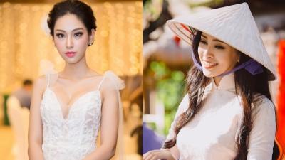 Á khôi Áo dài thấy xấu hổ vì Tiểu Vy nói tiếng Anh dở tại Miss World 2018?