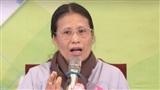 Bà Yến chùa Ba Vàng nói 'không xúc phạm, không xin lỗi' gia đình nữ sinh giao gà bị sát hại