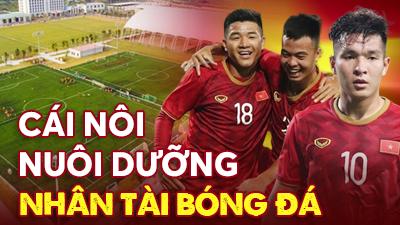 Ngoài HAGL, một lò đào tạo khác được đầu tư bài bản bắt đầu cho bóng đá Việt Nam hưởng trái ngọt