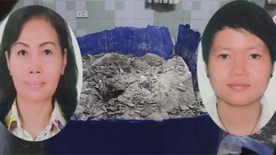 Điểm mấu chốt khiến nhóm nữ nghi can vụ 'bê tông xác người' ở Bình Dương lộ diện