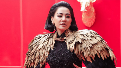 Lộ hình ảnh sắc sảo uy quyền và bộ váy gây choáng của Thu Minh trong dự án 'kinh khủng nhất từ trước tới nay'