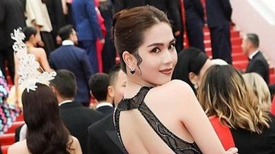 Truyền thông và netizen nước ngoài phản ứng gay gắt về Ngọc Trinh tại Cannes: Báo Anh, Pháp không gắt bằng xứ Trung