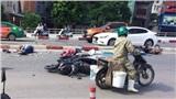 Đã có 2 người chết trong vụ xe khách 'điên' tông một loạt xe máy ở TP Hạ Long
