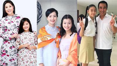 Điểm mặt hội ái nữ nhà sao Việt, con gái Quyền Linh được khen nức nở dự đoán là Hoa hậu tương lai