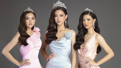 Top 3 Miss World Việt Nam 2019 'so kè' nhan sắc trong bộ ảnh mới