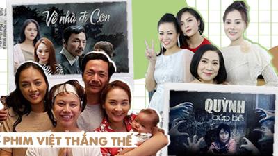 Phim truyền hình: Hàng Việt Nam chất lượng thắng thế, kịch bản remake không còn là bảo chứng rating
