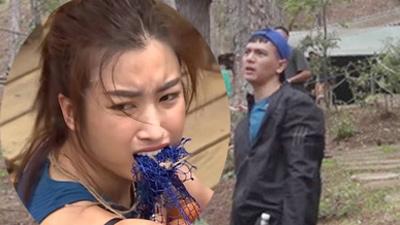 Lộ clip hậu trường, Hoa hậu Đỗ Mỹ Linh lại bị chỉ trích vì khiến đồng đội phát cáu, chán nản
