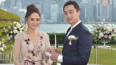 Chồng Chung Hân Đồng bị tố ngoại tình với hotgirl, ăn chơi trác táng khi vợ không có bên cạnh