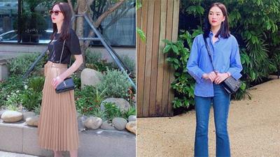 Xinh đẹp cỡ Đặng Thu Thảo cũng gặp cảnh 'mếu luôn' khi chụp hình, trẻ trung như nữ sinh 18 vẫn bị dìm không thương tiếc