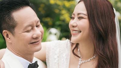 Phan Như Thảo tung ảnh cưới chưa từng tiết lộ sau 3 năm lấy chồng đại gia