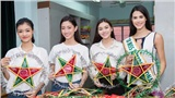 Top 3 Miss World - Việt Nam giản dị cùng đương kim Hoa hậu Quốc tế làm từ thiện