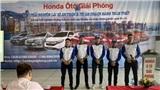 Honda Giải Phóng tổng kết chương trình Khách Hàng Thân Thiết và Lái Xe An Toàn