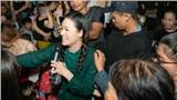 Nhật Kim Anh hóa thân thành 'Thị Bình' của Tiếng sét trong mưa, đi chân đất hát giữa vòng vây fan