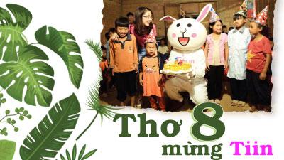 Thơ 8 mừng Tiin: 1001 câu thơ 'bá đạo' độc giả sáng tạo mừng Tiin.vn 8 tuổi