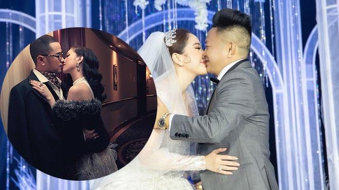 Khác với Bảo Thy, đám cưới của anh trai được tổ chức ở sân bóng, tốn 5 ngày chuẩn bị hoành tráng