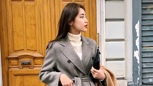 Trời chuyển lạnh, chị em cần trau dồi ngay 4 tips diện áo khoác giúp vóc dáng như gầy đi vài kilogram