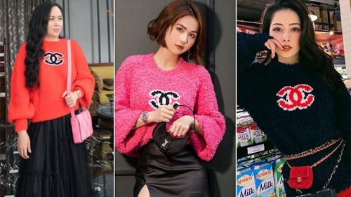 'Chiếc áo quốc dân' hot nhất Thu Đông này: Từ Phượng Chanel đến Ngọc Trinh, Chi Pu và cả loạt sao đều mê mẩn