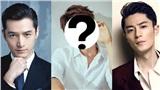 10 nam thần Hoa ngữ sở hữu tỷ lệ gương mặt hoàn hảo: Bất ngờ khi Hoắc Kiến Hoa xếp sau nhân vật này