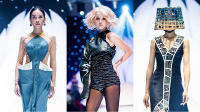 Trầm trồ với những BST mở màn của Tuần lễ thời trang và làm đẹp quốc tế