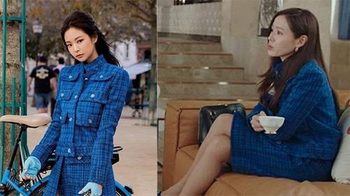 Son Ye Jin đụng độ 'Thánh sống Chanel' Jennie trong set đồ thanh lịch hơn 200 triệu đồng