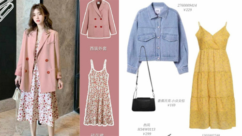 10 set đồ với váy hai dây giúp các nàng diện đẹp khi thời tiết chuyển mùa