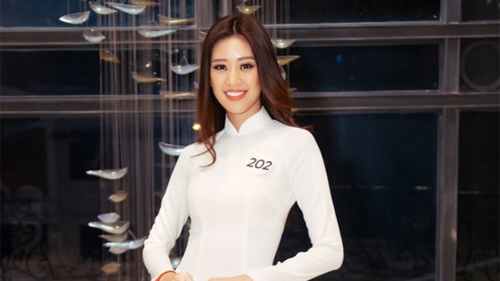 8 lần áo dài bại trận ở Miss Universe, tiếc nhất là Trương Thị May, fan kì vọng Khánh Vân phục thù!