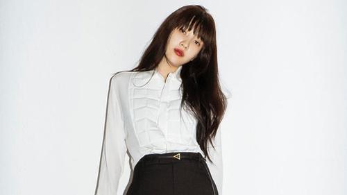 Công thức áo trắng - quần đen tưởng nhạt thếch nhưng cớ sao Hương Giang, Miranda Kerr và Joy diện vẫn sang - xịn - mịn?