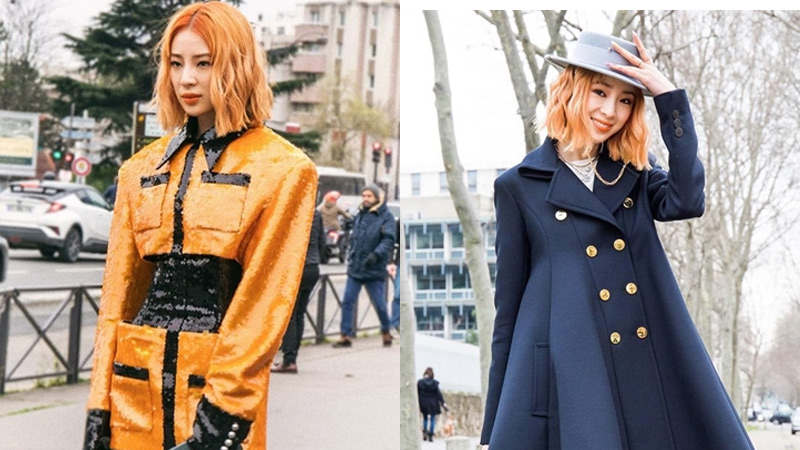 Gọi tên những fashionista có phong cách nổi bật nhất Hàn Quốc