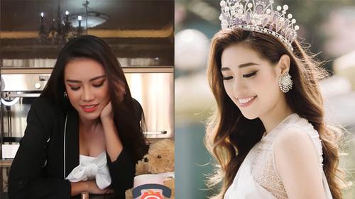 Hoa hậu Khánh Vân hoảng hốt khi Á hậu Kim Duyên gọi điện báo lấy chồng, bỏ thi quốc tế