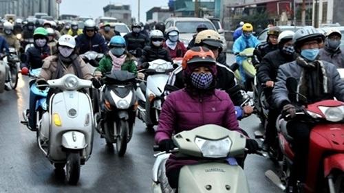 Thời tiết ngày 23/4: Hà Nội đón mưa giông sau ngày đầu tiên nới lỏng giãn cách xã hội, thời tiết chuyển mưa rét đến cuối tuần