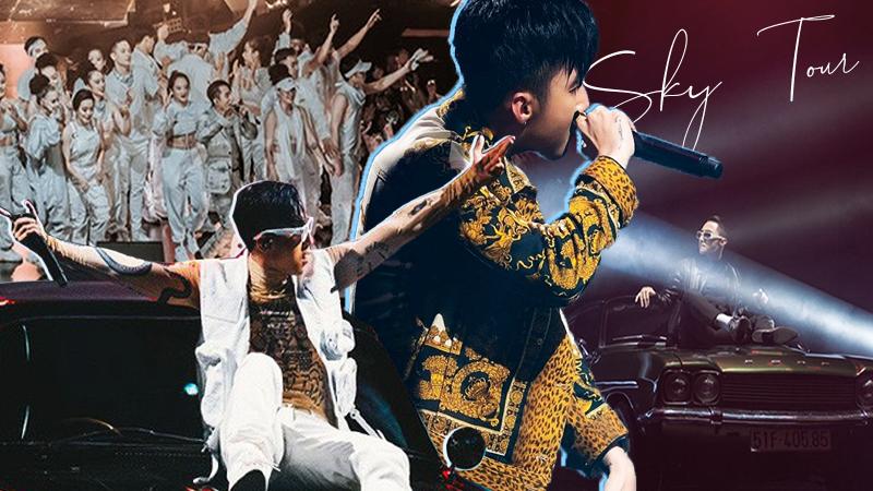 'Sky Tour Movie': Mãn nhãn với âm thanh, hình ảnh và một Sơn Tùng M-TP đầy nhiệt huyết