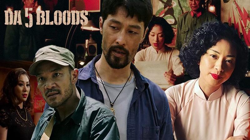Ngô Thanh Vân, Johnny Trí Nguyễn và dàn diễn viên gốc Việt xuất hiện trong 'Da 5 Bloods' như thế nào?