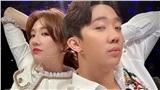 Trấn Thành đi với bạn nhưng không rủ vợ, Hari Won 'dằn mặt': Anh nên sợ tôi nha!