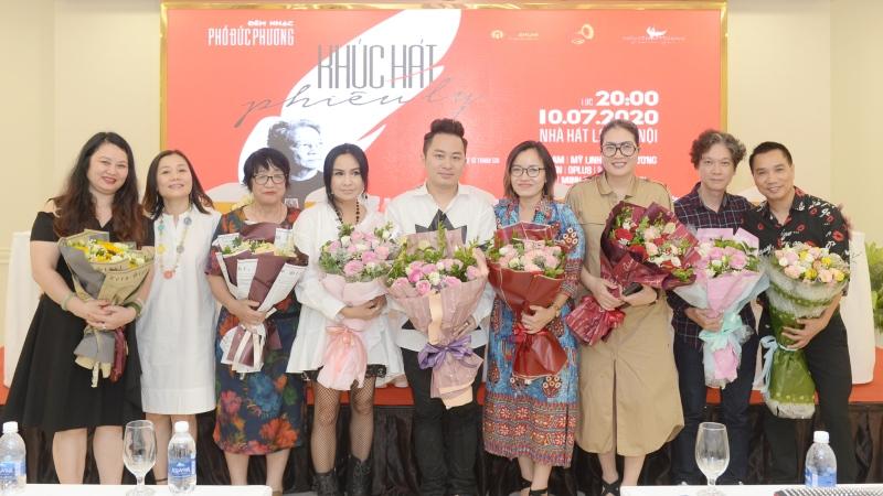 Mỹ Linh, Thanh Lam, Tùng Dương,… hội tụ trong đêm nhạc cổ vũ nhạc sĩ Phó Đức Phương vượt qua bạo bệnh