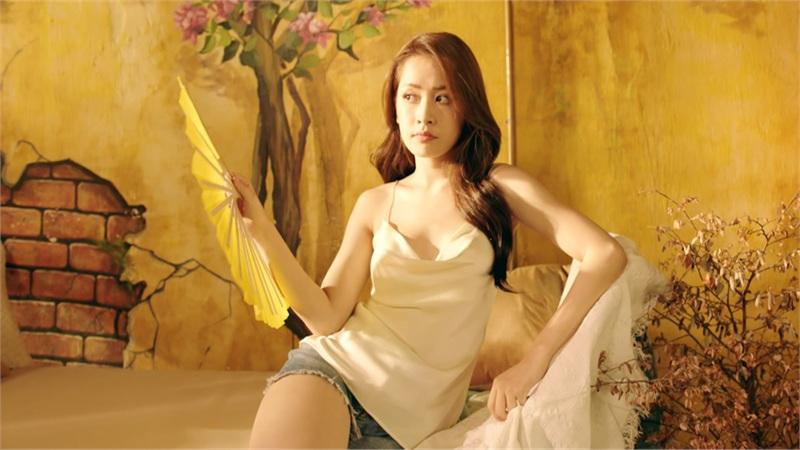Chi Pu tung teaser với hình ảnh 'mát mẻ' gây sốt cộng đồng mạng