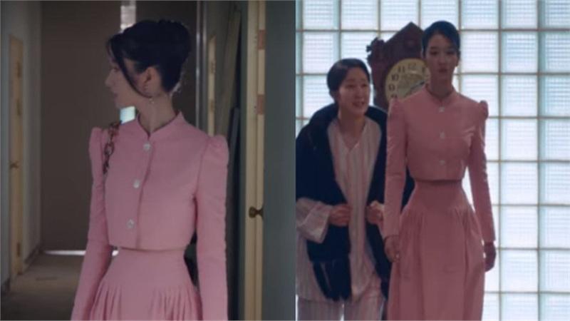 Dân tình sục sôi với vòng eo bé ngoài sức tưởng tượng của Seo Ye Ji (Điên Thì Có Sao) khi diện crop top