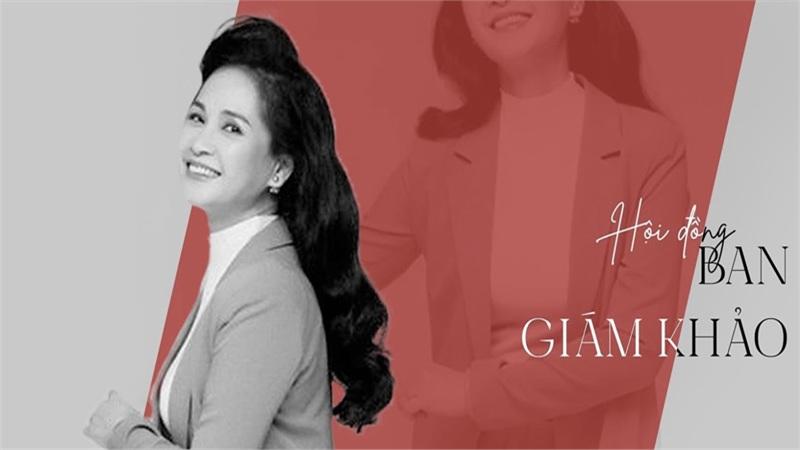 NSND Lan Hương ngồi 'ghế nóng' Vietnam Top Fashion & Hair 2020