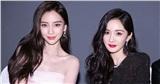 Đôi bạn thân Dương Mịch và Angelababy xuất hiện trong một khung hình nhưng fan lại cãi nhau gay gắt vì lý do muôn thuở