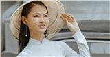 Nhan sắc của cô gái có mái tóc dài gần 1 mét dự thi 'Hoa hậu Việt Nam 2020'