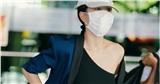 Ngọc Trinh làm 'náo loạn' sân bay với kiểu áo 'một mất một còn' thách thức mọi ánh nhìn